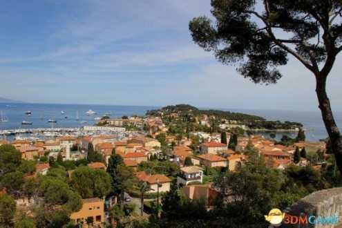 法国豪华百年庄园73亿出售 堪称史上最贵的豪宅