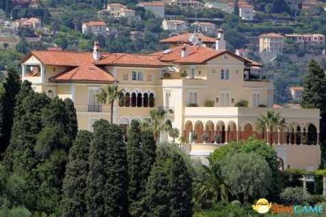 法国豪华百年庄园73亿出售堪称史上最贵的豪