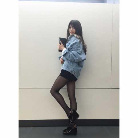 【女神写真4】相泽南(相沢みなみ)的黑丝生活照