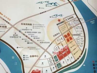 东海春房地产怎么样 东海万科城市之光唯一临海地块低调施工