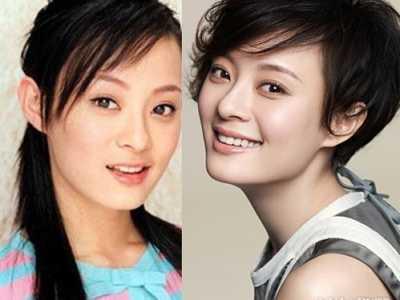整过容的明星 中国女明星大盘点